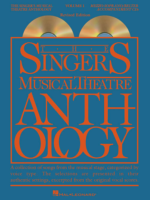Breaking Down The Singers Musical Theatre Anthology Mezzo Belter Volumes Resources